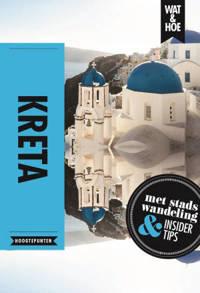 Wat & Hoe reisgids: Kreta - Wat & Hoe Hoogtepunten