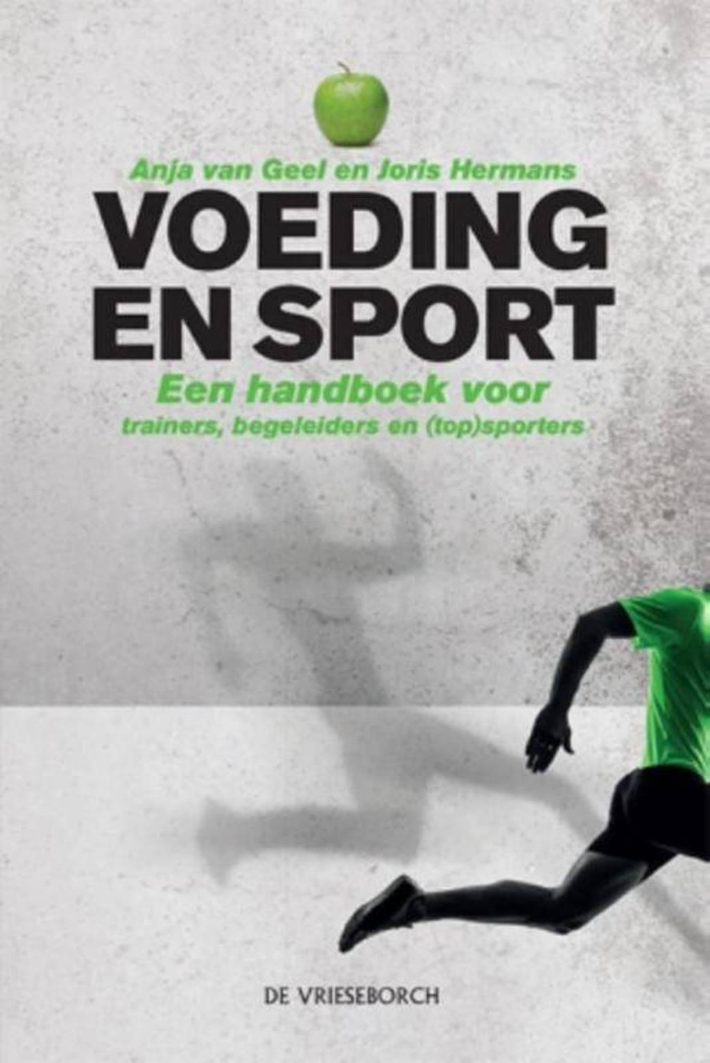 Voeding en sport - Anja van Geel en Joris Hermans