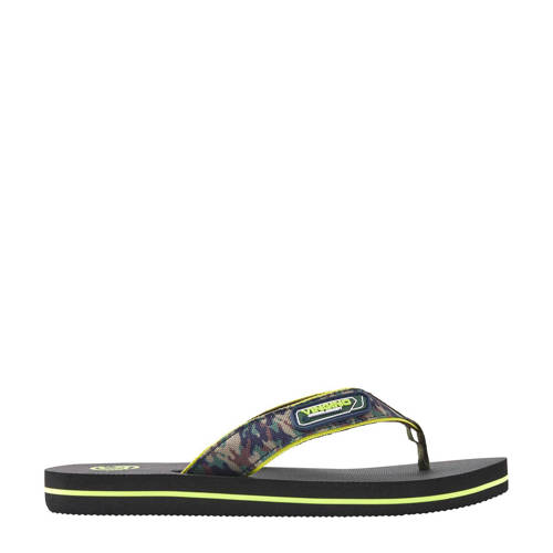 Vingino Jax teenslippers groen