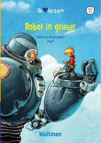 Robot in gevaar - Zapf