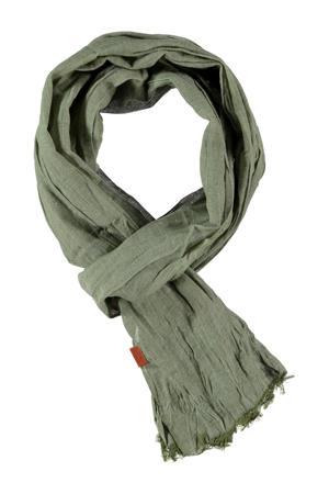 sjaal khaki