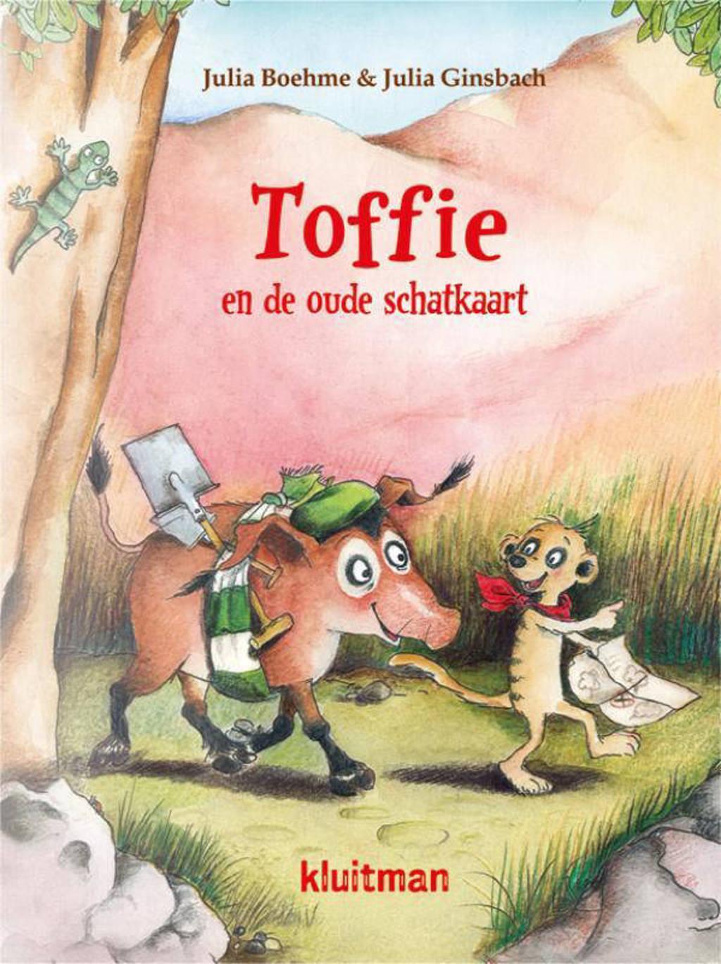 Toffie: Toffie en de oude schatkaart - Julia Boehme