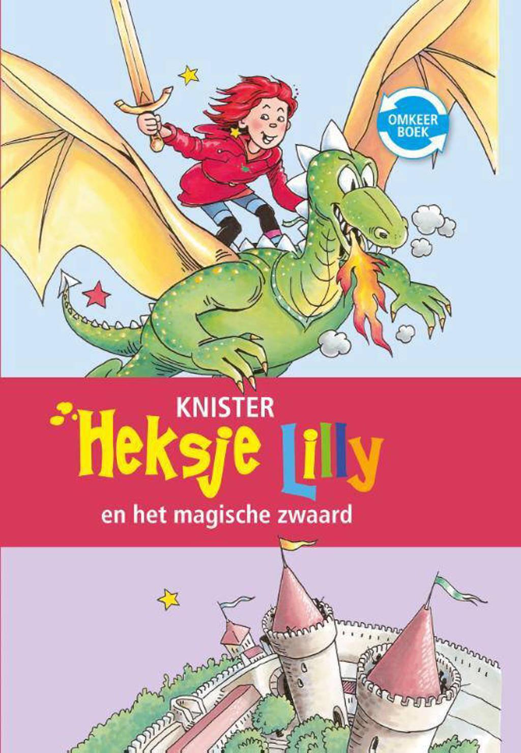 Heksje Lilly: Avontuur onder water / Het magische zwaard - KNISTER