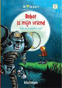 Robot is mijn vriend - Zapf