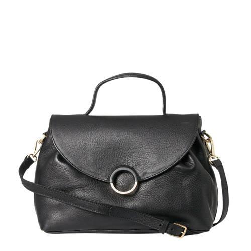 Shoulderbag M Soft Grain Leather