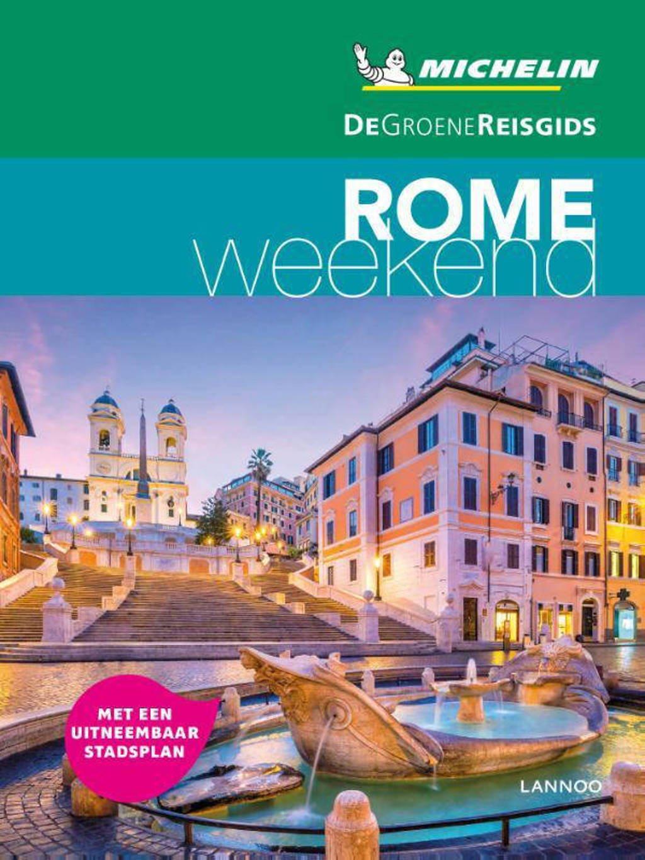 De Groene Reisgids Weekend: Rome