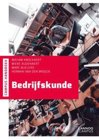 Handboek Bedrijfskunde - Mirjam Knockaert, Mieke Audenaert, Marc Buelens, e.a.