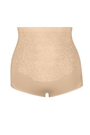 high waist corrigerende slip FitSense beige