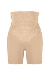 Maidenform high waist corrigerende short Thigh Slimmer beige, Beige