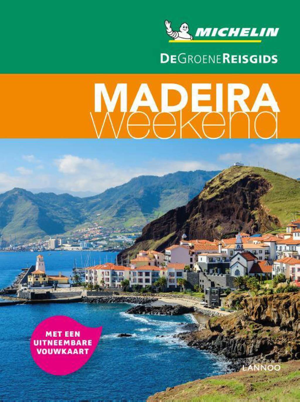 De Groene Reisgids: Madeira weekend