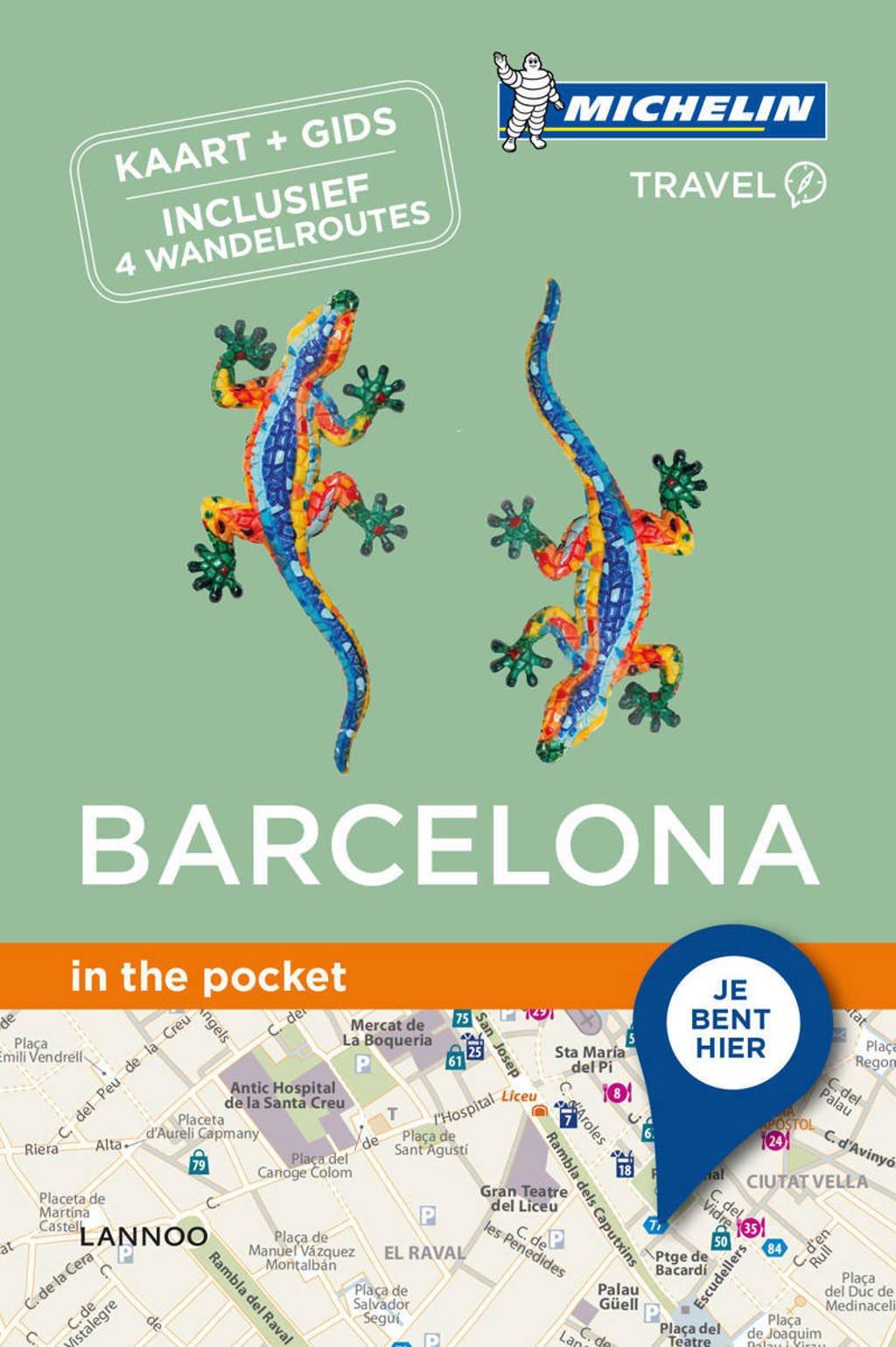 Michelin in the pocket: Barcelona