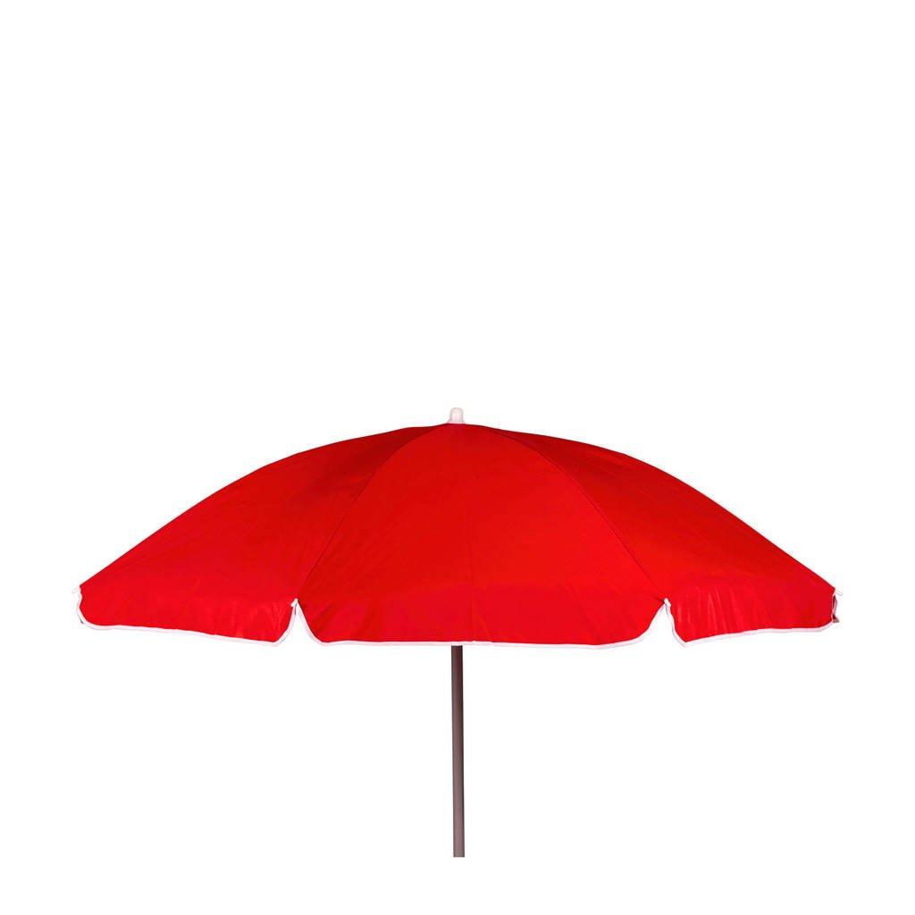 Bo-Camp parasol Strand, Rood
