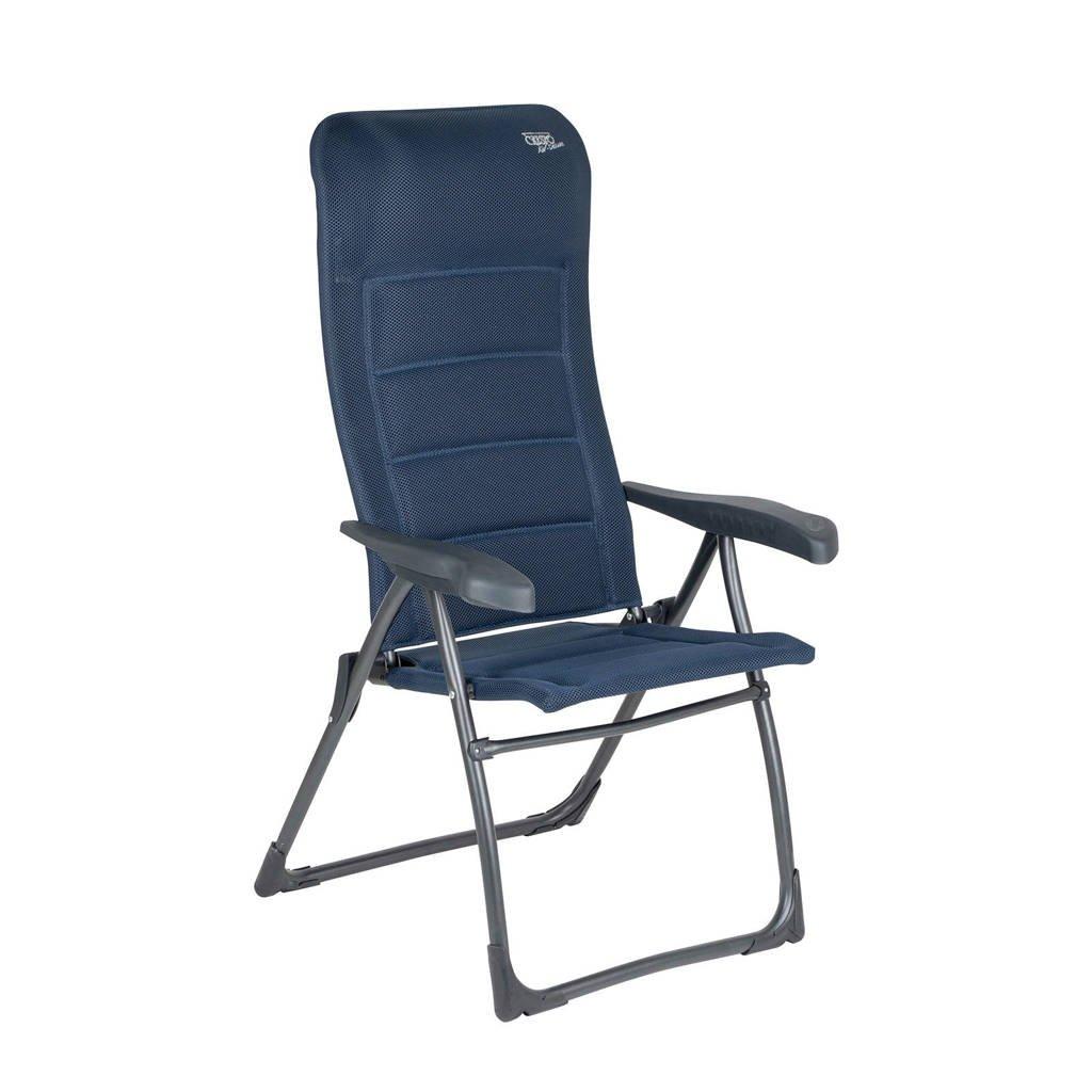 Crespo standenstoel Air Deluxe, Blauw