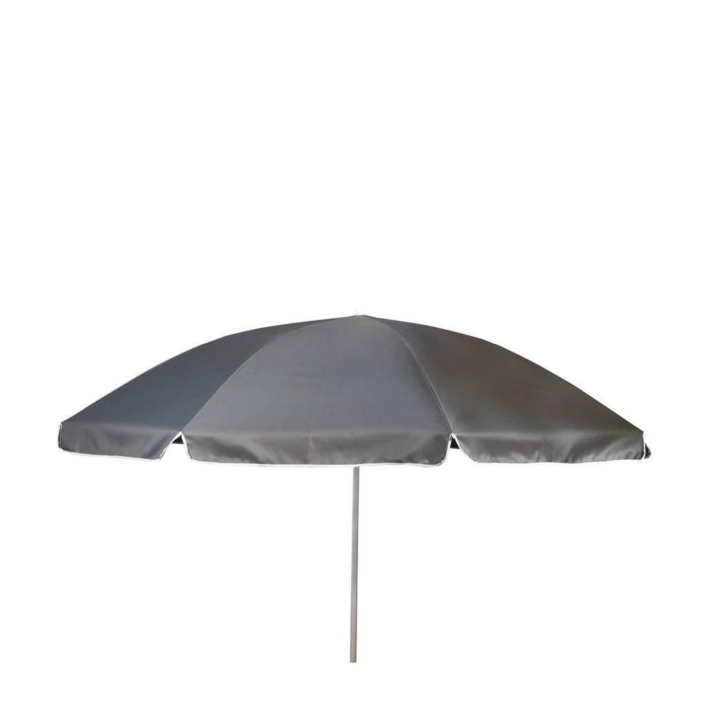Bo-Camp parasol Strand, Grijs