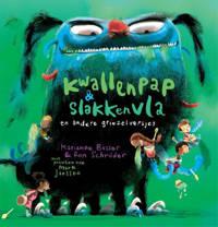 Kwallenpap & slakkenvla - Marianne Busser en Ron Schröder