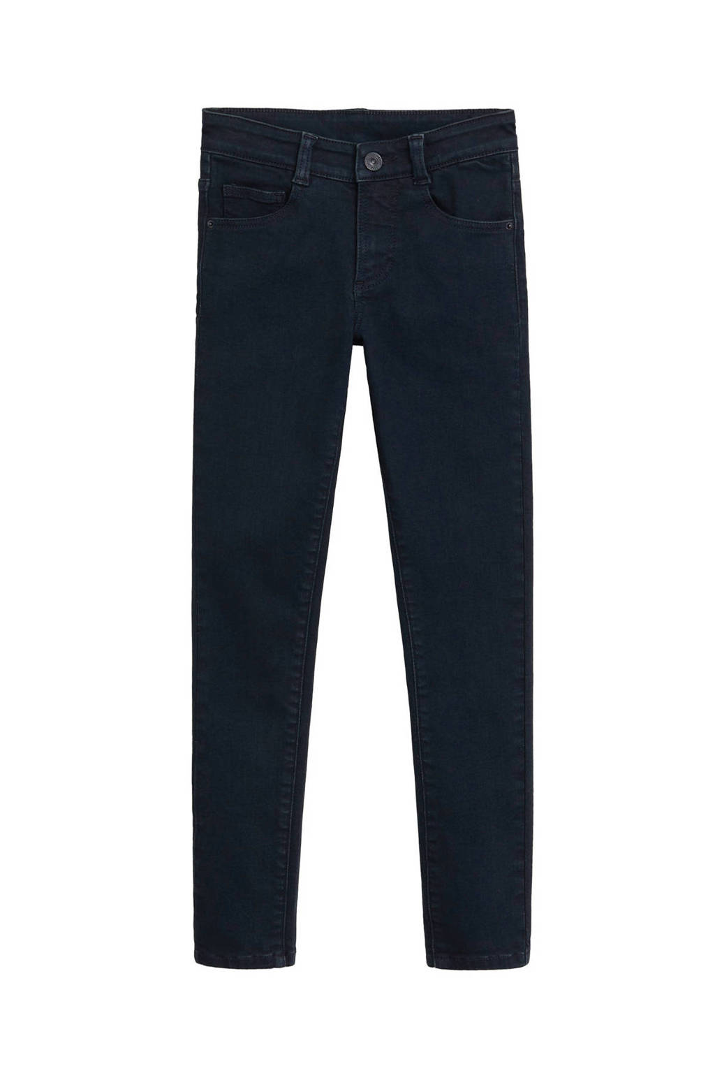 Mango Kids skinny jeans dark denim, Dark denim