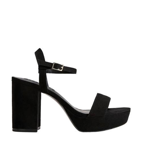 Mango sandalettes zwart
