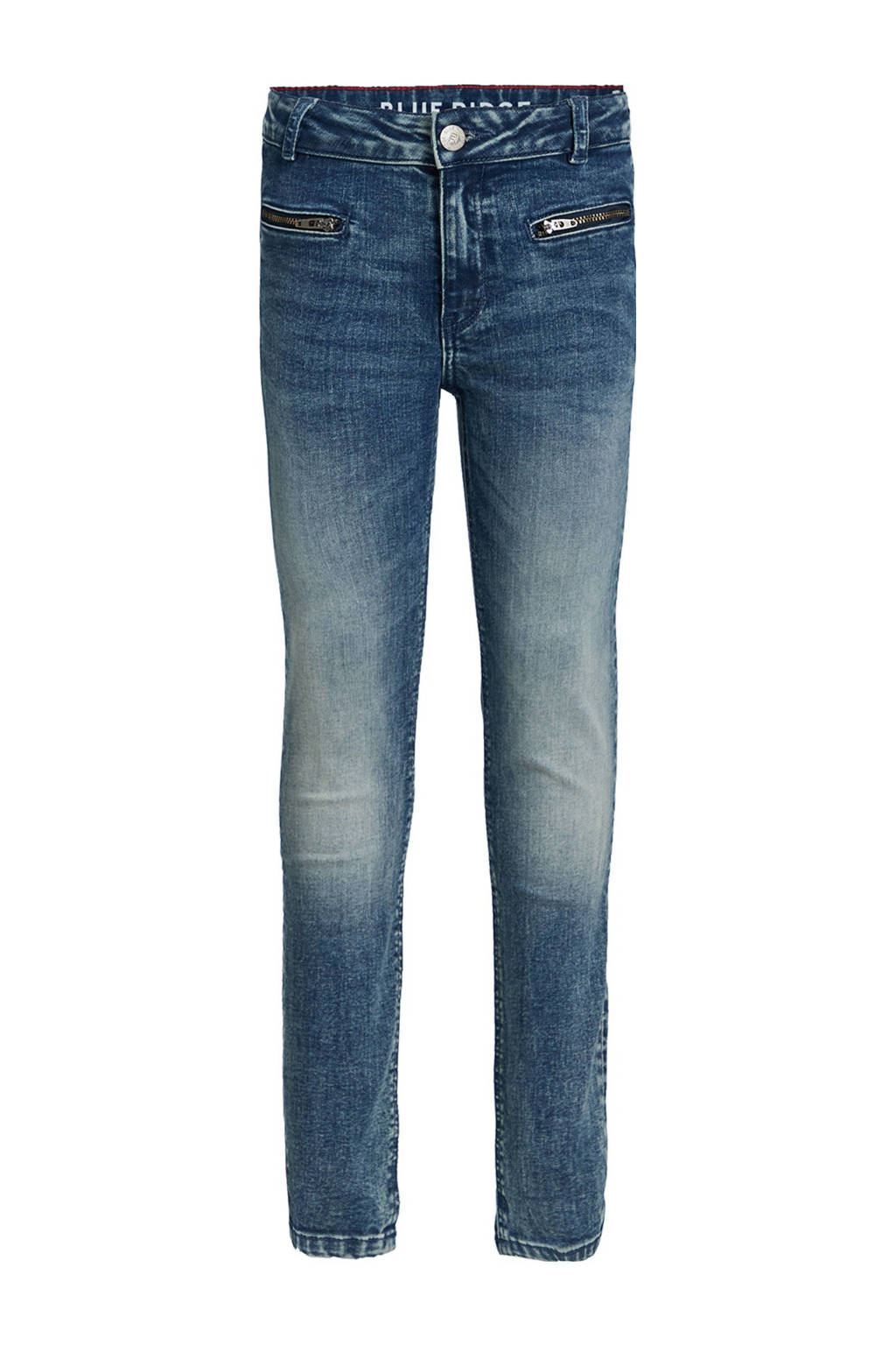 WE Fashion Blue Ridge super skinny jeans Bella Jade stonewashed, Stonewashed