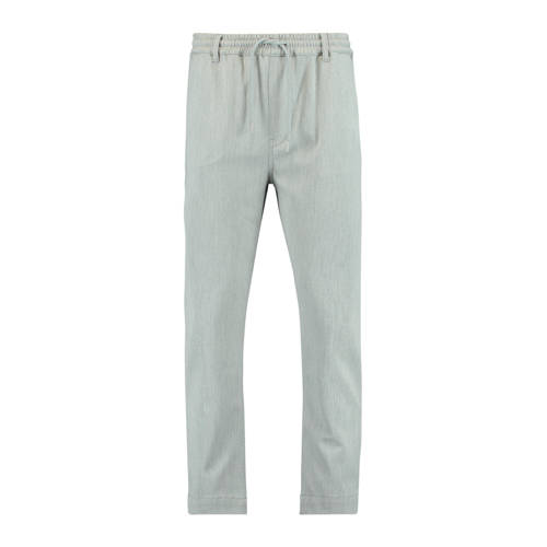 America Today slim fit chino grey mix