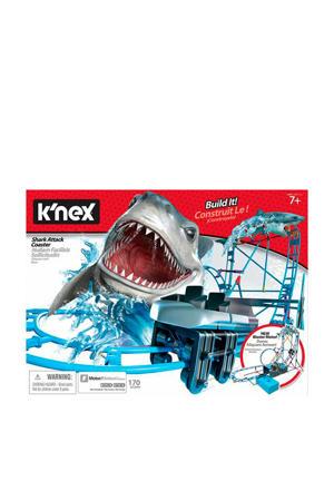 Thrill Rides -  Tabletop Thrills Shark Attack Coaster