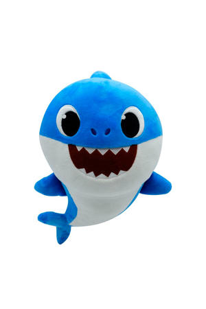 Daddy Shark interactieve knuffel