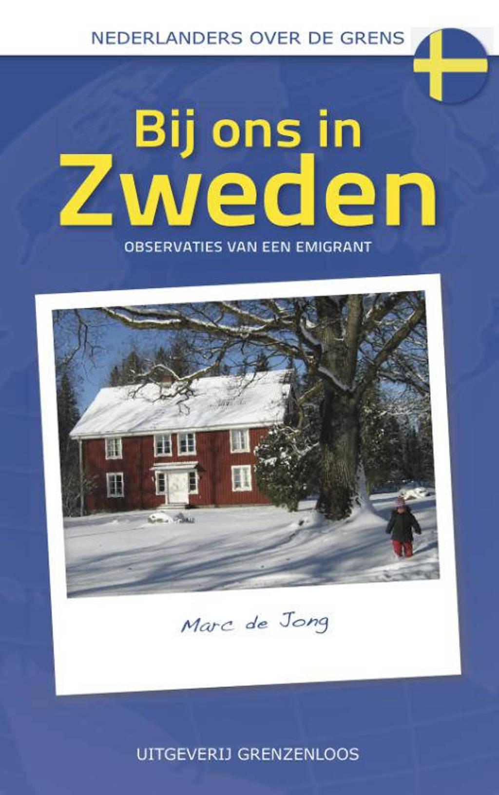 Bij ons in Zweden - Marc de Jong