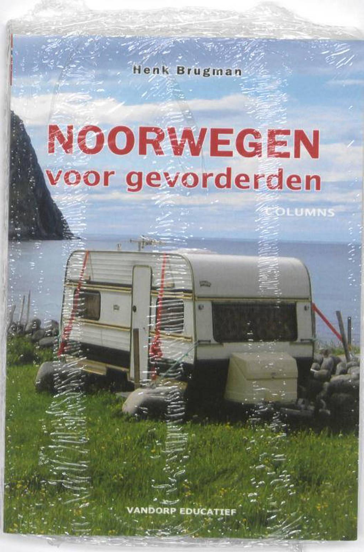 Noorwegen voor gevorderden - Henk Brugman