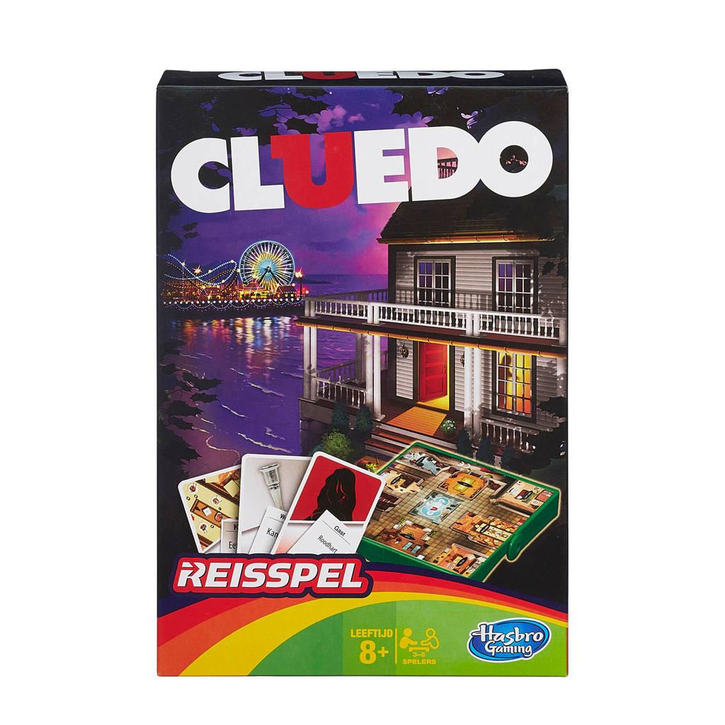 Hasbro Gaming Cluedo Grab and Go reisspel