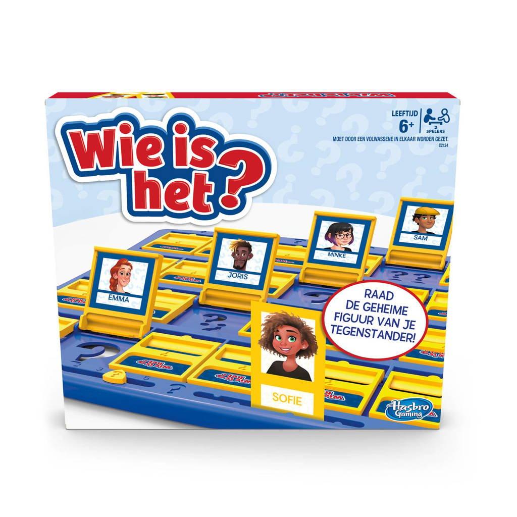 Hasbro Gaming Wie is het? bordspel