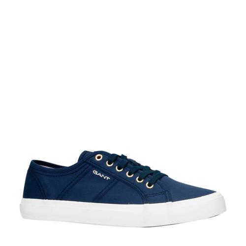 GANT Pinestreet sneakers blauw