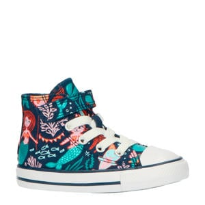 Chuck Taylor All Star 1V Hi sneakers blauw/turquoise/wit