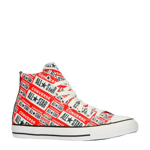 Converse Chuck Taylor All Star Hi sneakers met log