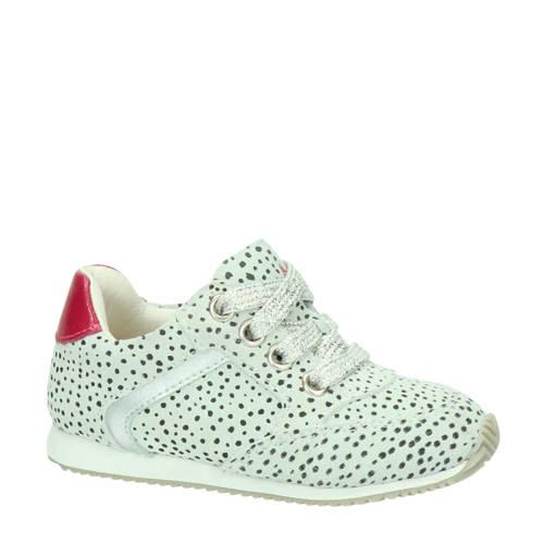 Nelson Kids su??de sneakers cheetahprint