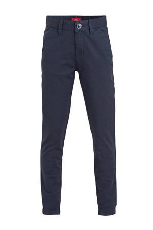 broek blauw