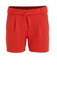 s.Oliver sweatshort rood, Rood