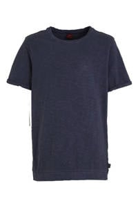 s.Oliver regular fit T-shirt blauw, Blauw