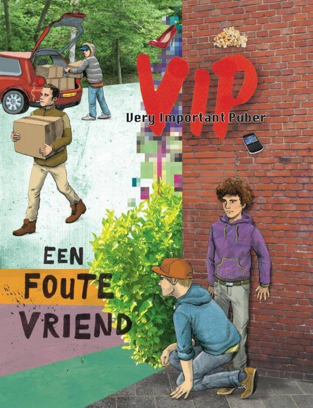 Very Important Puber: Een foute vriend - Merlien Welzijn