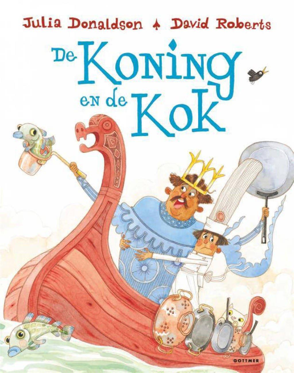 De koning en de kok - Julia Donaldson