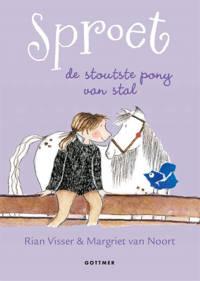 Sproet, de stoutste pony van stal - Rian Visser