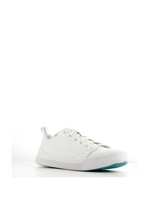 TRLV Lite Low  leren sneakers wit