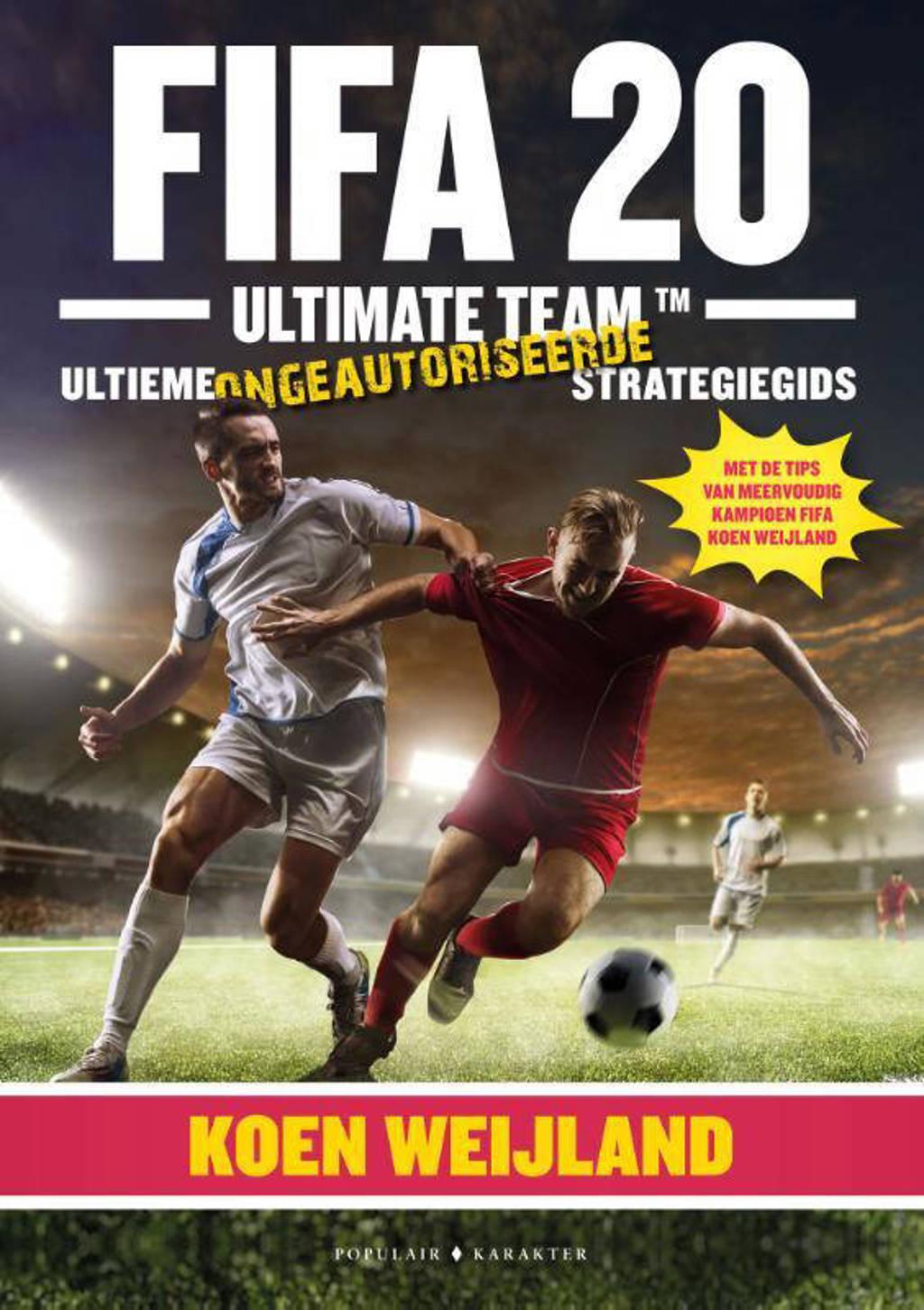 Fifa20 Ultimate Team - Koen Weijland