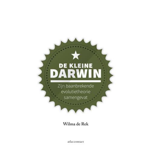 Kleine boekjes - grote inzichten: De kleine Darwin