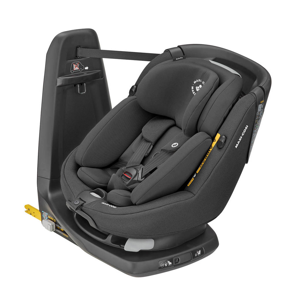 Maxi-Cosi AxissFix Plus autostoel authentic black, Authentic Black