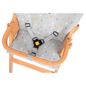Comfort kussen stoelverkleiner Nordik - Warm Grey