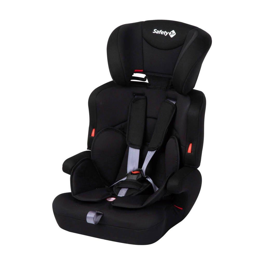 Safety 1st Ever Safe Plus autostoel - full black, FULL BLACK