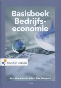 Basisboek Bedrijfseconomie - Wim Koetzier en Rien Brouwers