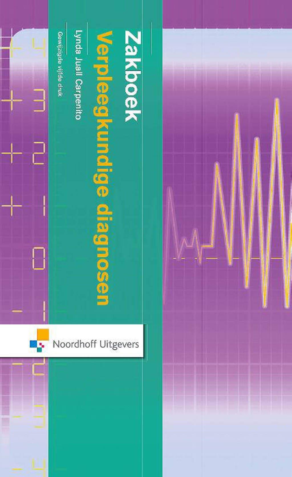 Zakboek Verpleegkundige diagnosen - Lynda Juall Carpenito