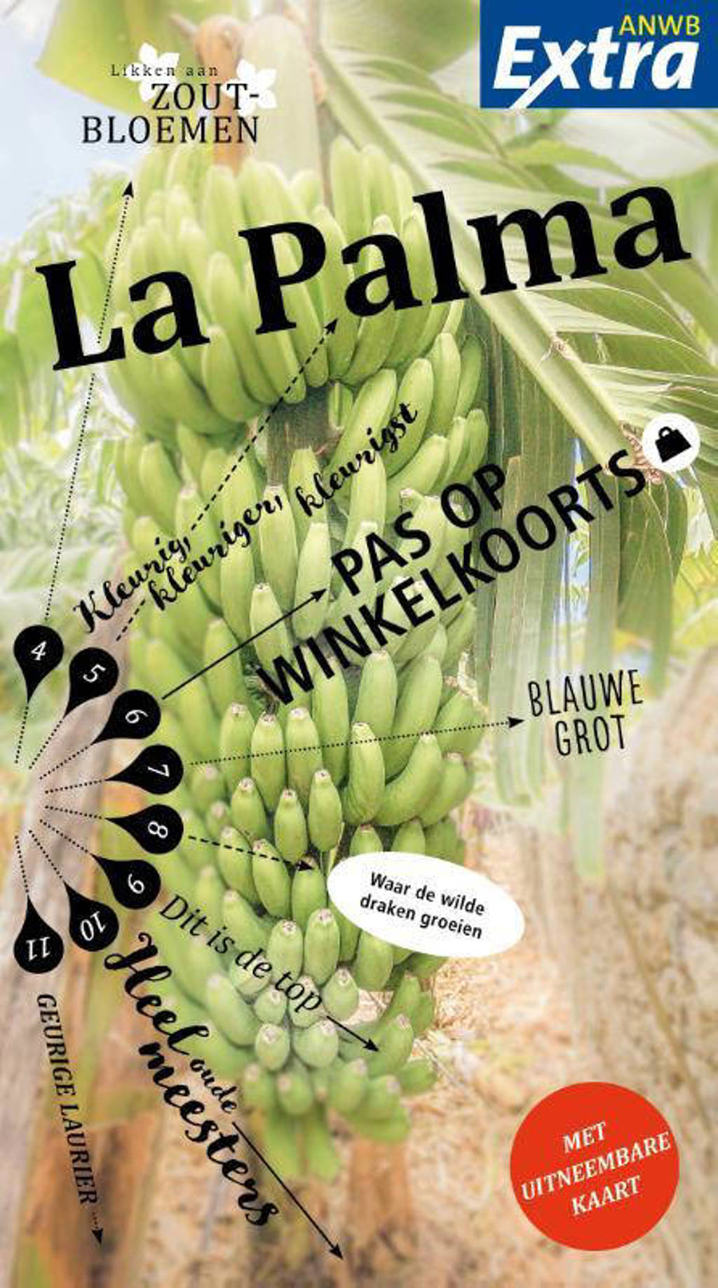 ANWB Extra: La Palma - Dieter Schulze