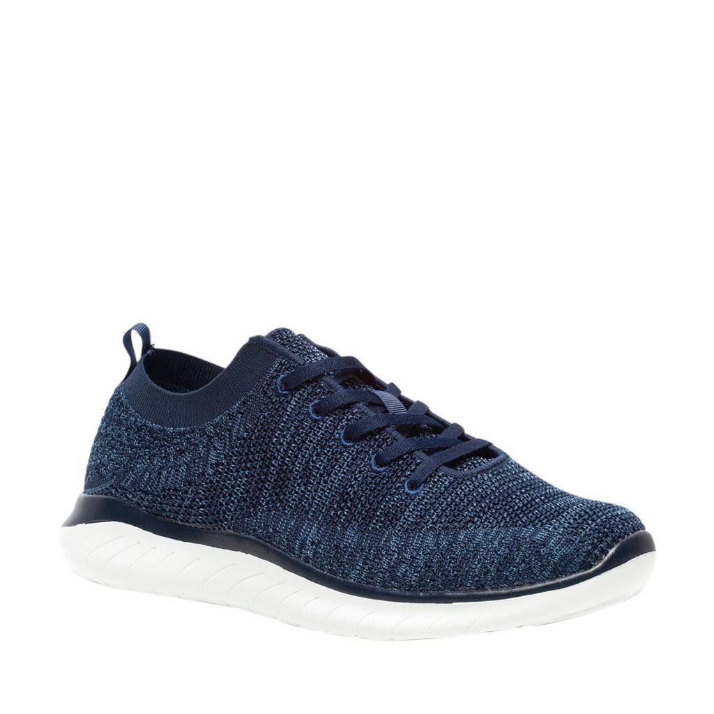 Scapino Blue Box Green  sneakers blauw, Blauw
