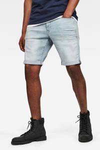 G-Star RAW 3301  slim fit jeans short light denim, Light denim